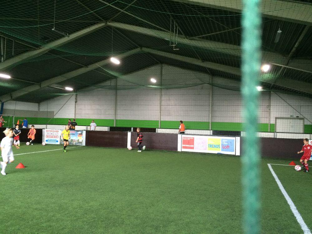 Soccerplace Witten 58454 Witten Eversports