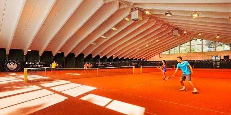 Hotel Kaysers | Tennishalle