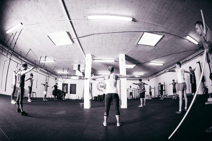 CrossFit PANTHEON