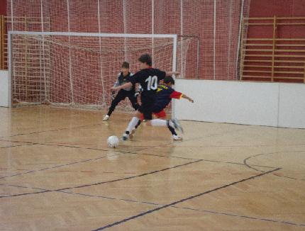 Sporthalle Pernau