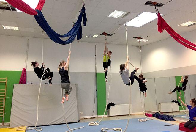 Vertikalseil Workshop