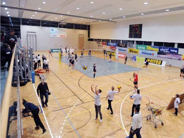 Sporthalle Lerchenfeld