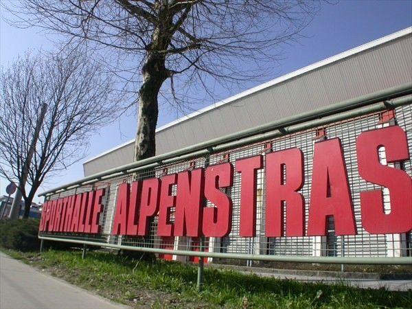 Sporthalle Alpenstraße