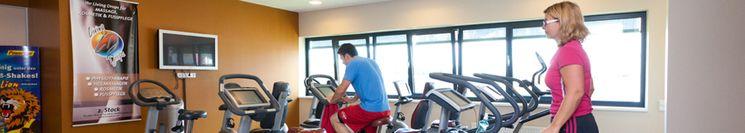 Fitness Sportzentrum Pachern | Fitnessbereich