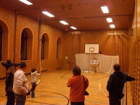 Union Bogensportclub Artemis Wien | Trainingshalle Donaustadt