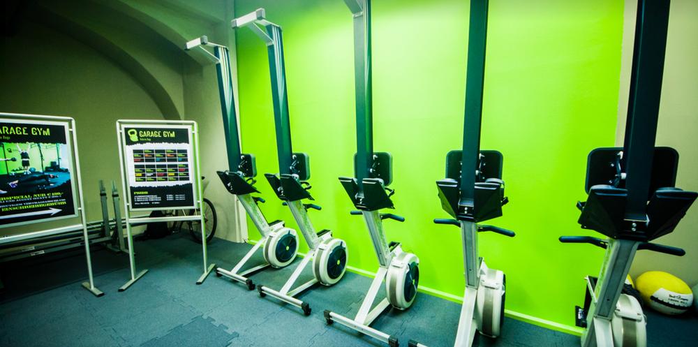 Garage gym 1030 wien eversports