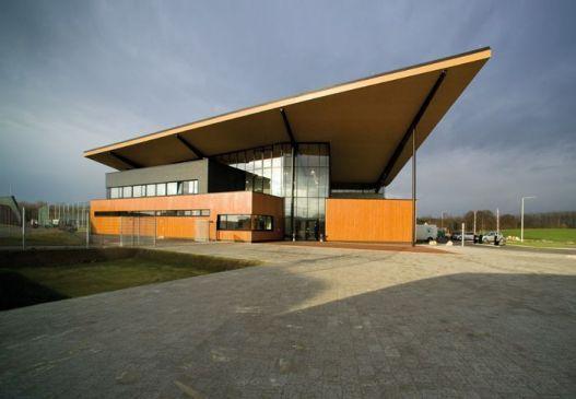 Gebäude Sportpark Pichiling
