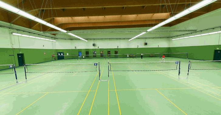 Club Danube Badminton