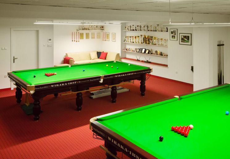 ASKÖ Paul Schopf Snooker Club/Trainingszentrum