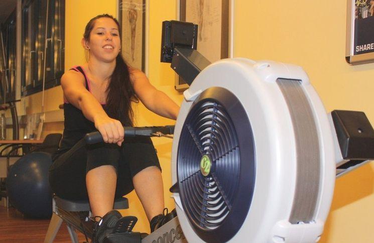 TSA Fitness - Rudermaschine