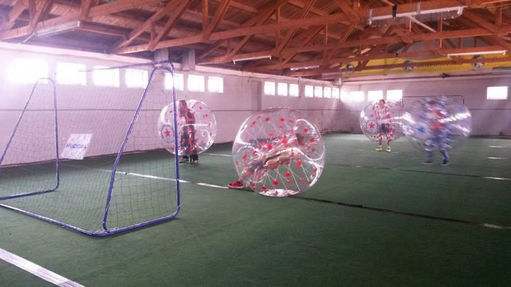 Hornets Bubblesoccer Club