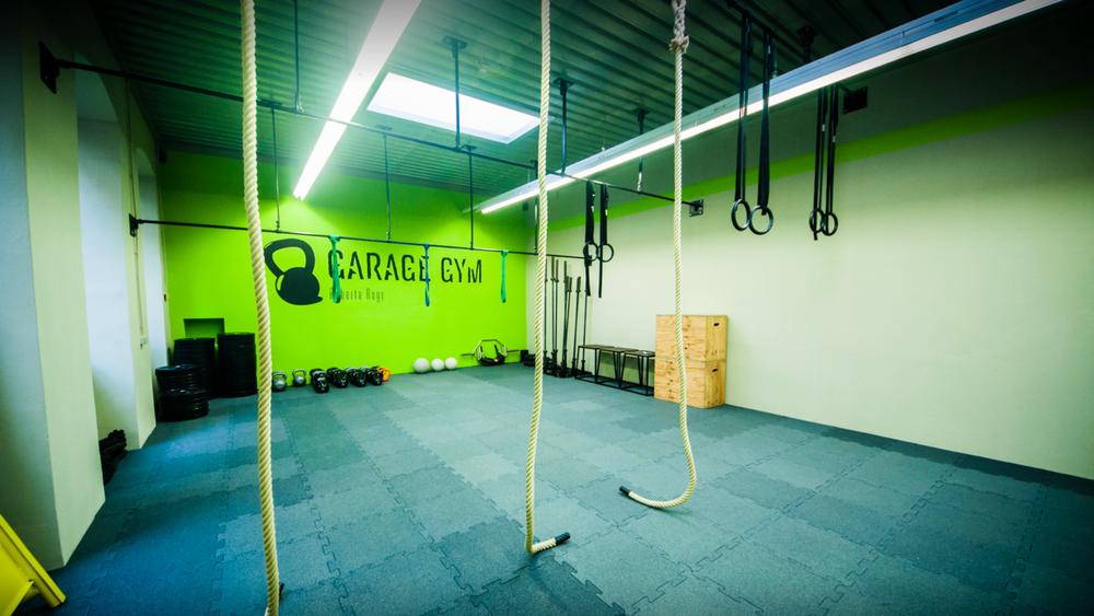Garage gym wien eversports