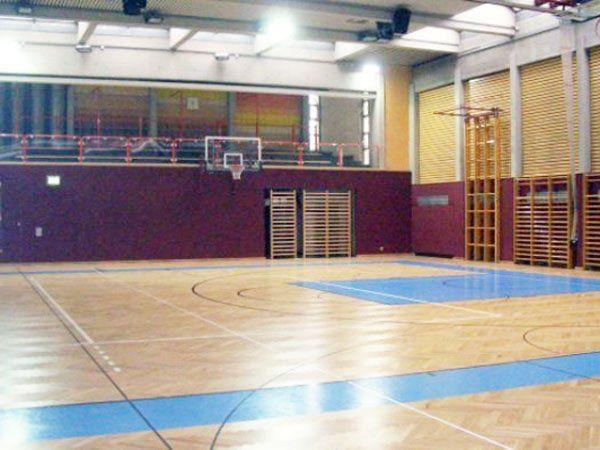 Sporthalle St. Peter