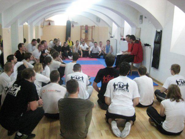 EBMAS Austria   Wing Tsun Seminar