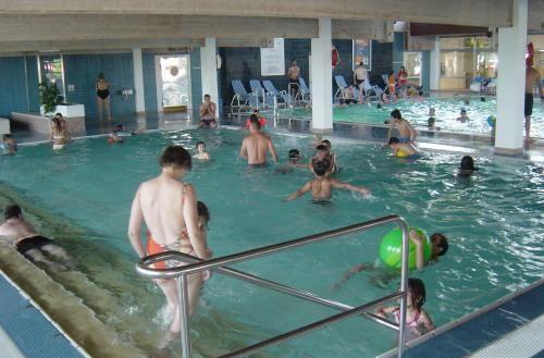 Döblinger Bad - Schwimmhalle