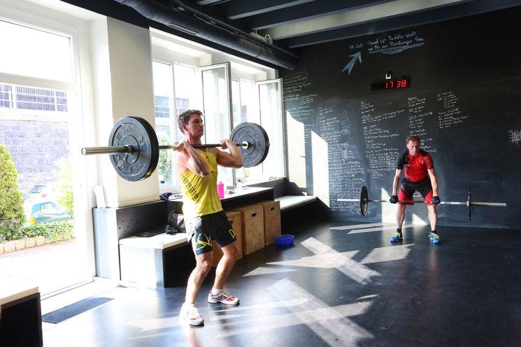 Raed Box CrossFit Linz