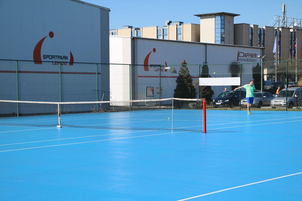 badminton leipzig