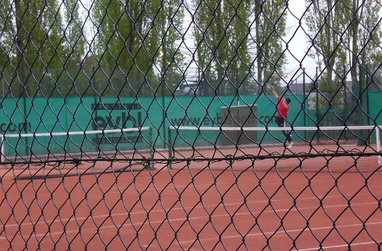 Tenniszentrum Faraday | Tennisplätze