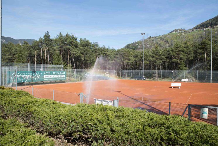 Tennisanlage TC Raiba Haiming