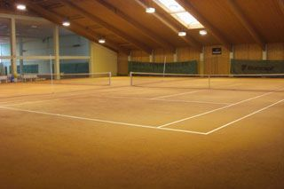 BAKL Tennishalle Oslip