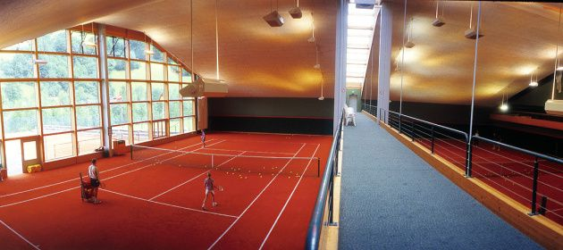 Tenniscenter Mellau