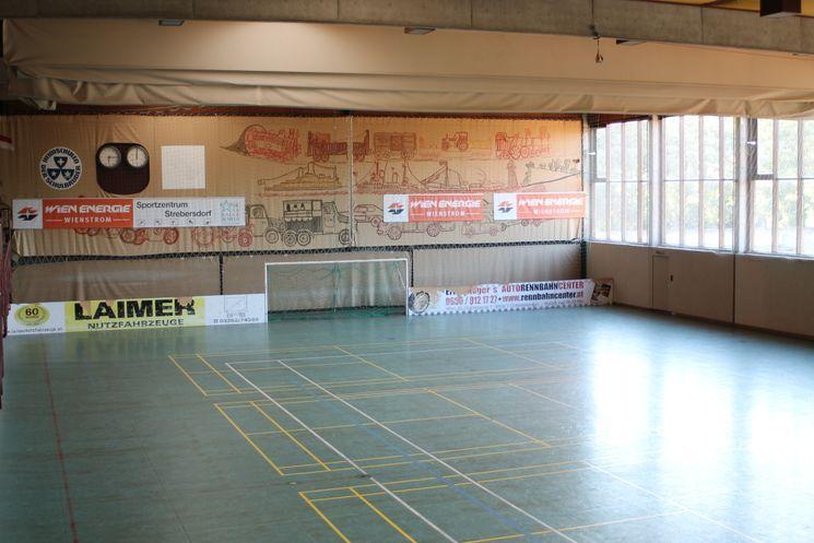 Sportzentrum Strebersdorf