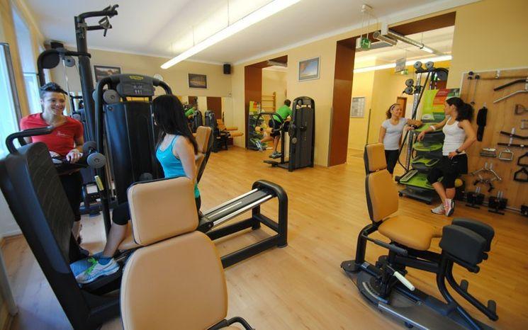 Bodystyle Fitness Studio Breite Gasse   Fitnessbereich
