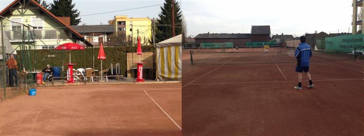 Tennisclub Kahr | Tennisplatz