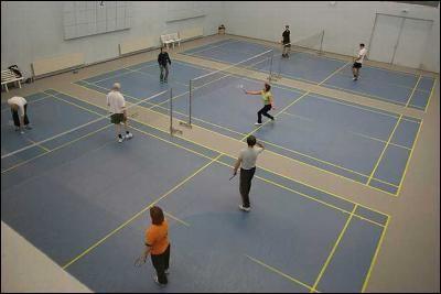 Tennis- und Freizeitzentrum Neudörfl - Badmintonplatz