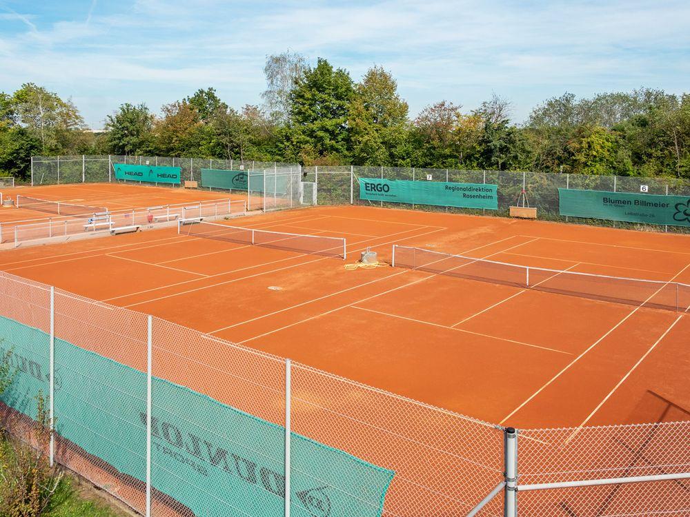 Racket Park Tsv Haar 85540 Haar Eversports