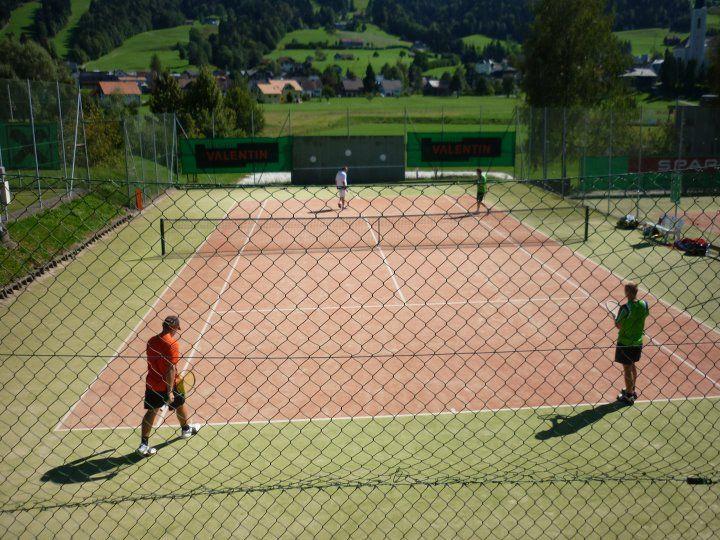 Tennisanlage UTC Alberschwende