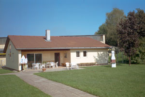 Tennisclub ASKÖ-Leonding Vereinshaus