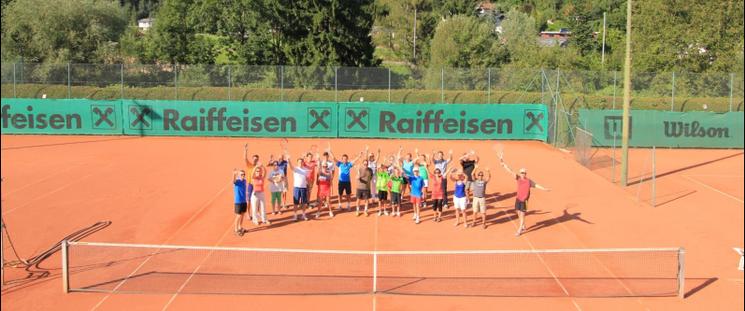 Tennishalle Deutschfeistritz