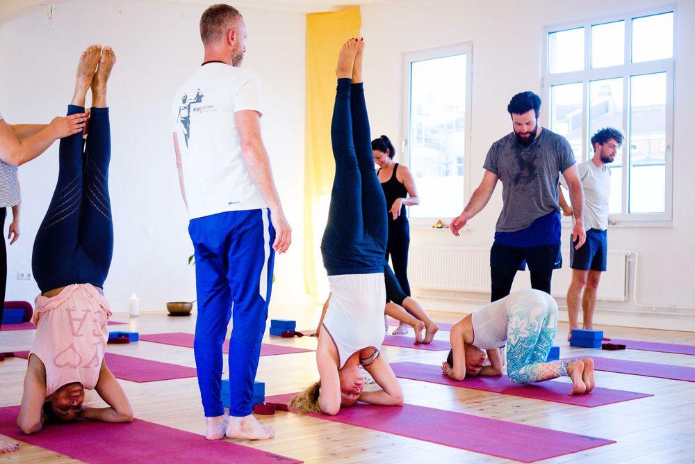 Yoga-Moment Kiel