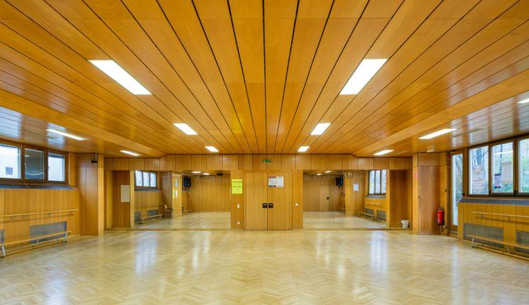 Universitäts Sportzentrum II (USZ II)   Kurssaal
