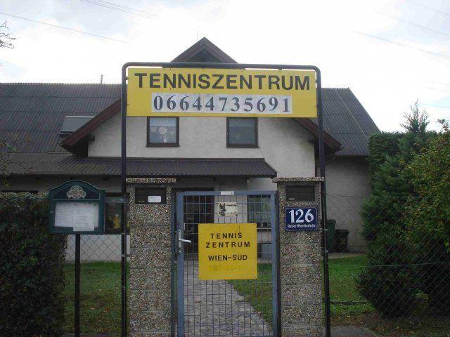Tenniszentrum Neugebäude   Clubhaus