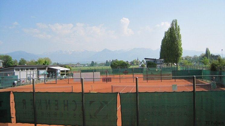 Tennisanlage Fußach
