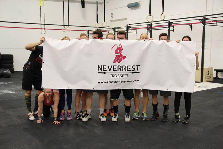 NeverRest CrossFit
